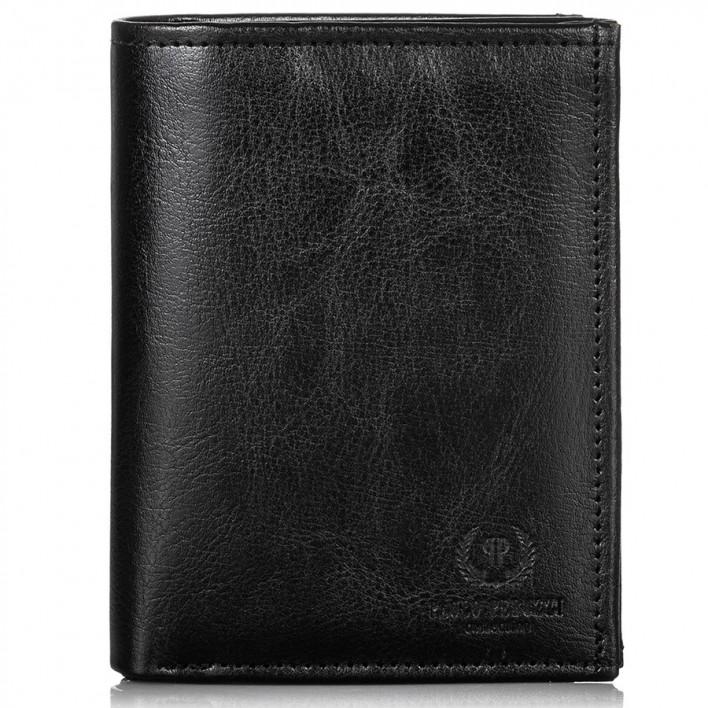 5018af1aafc76 Elegancki skórzany portfel męski Paolo Peruzzi Promocja!