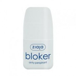 ZIAJA BLOKER ANTYPERSPIRANT KREM ROLL-ON 60 ML