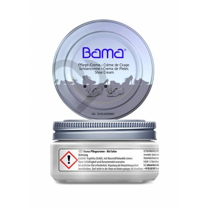 KREM PIELĘGNUJĄCY DO OBUWIA BAMA 50 ML