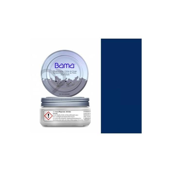 GRANATOWY KREM PIELĘGNUJĄCY DO OBUWIA BAMA 50 ML