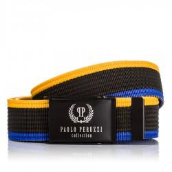 PASEK MĘSKI PARCIANY PAOLO PERUZZI PW-07