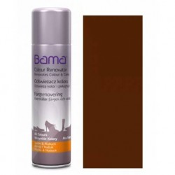 RENOWATOR KOLORU DO ZAMSZU I NUBUKU BAMA 250 ML 1010662/BROWN
