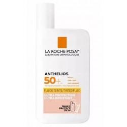 LA ROCHE ANTHELIOS FLUID BARWIĄCY SPF50+ 50ml