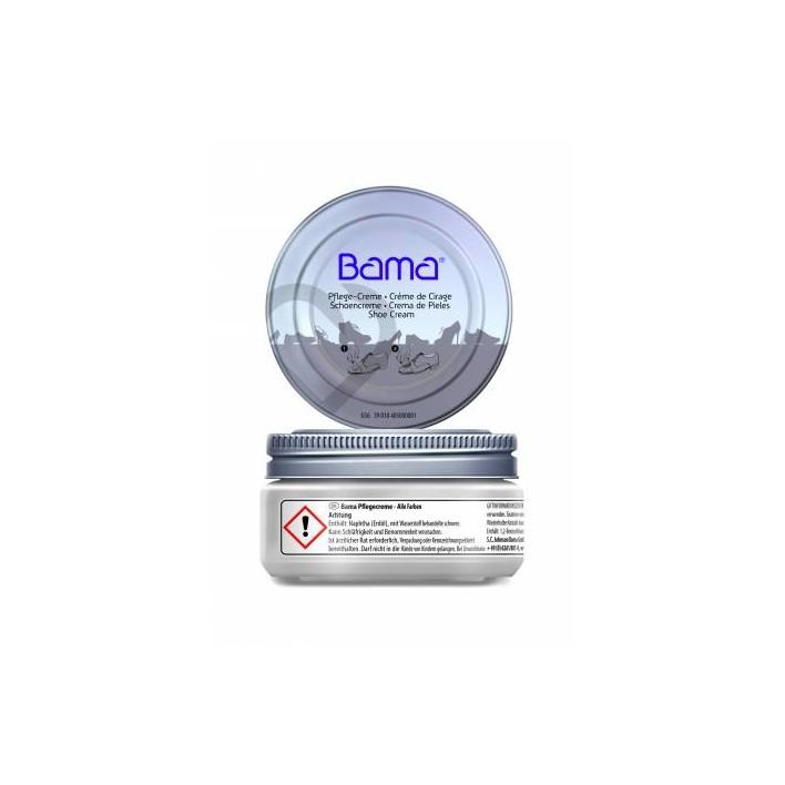 KREM DO OBUWIA PASTA BEZBARWNA BAMA 50 ML 99015/NEUTRAL