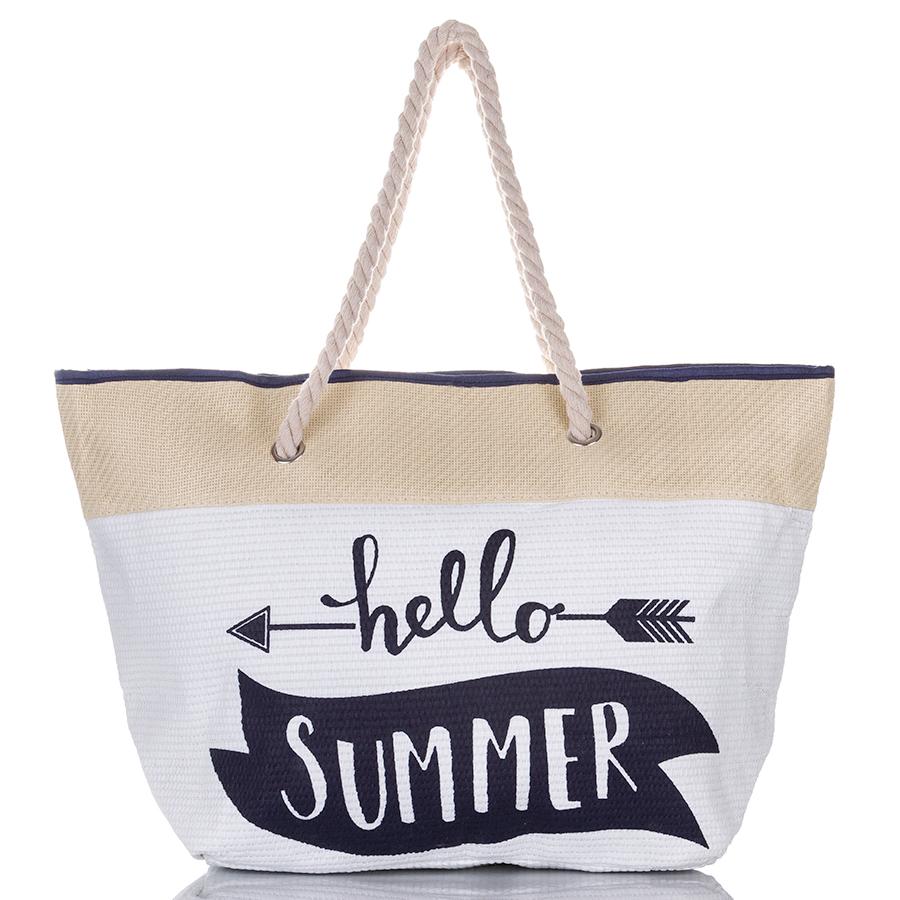 torba plażowa hello summer