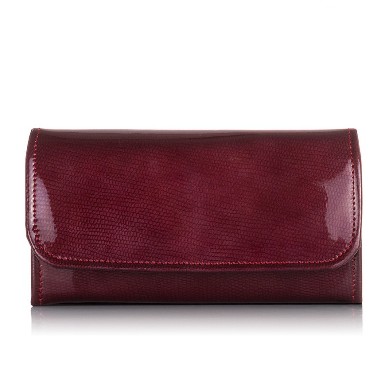 Lakierowany portfel