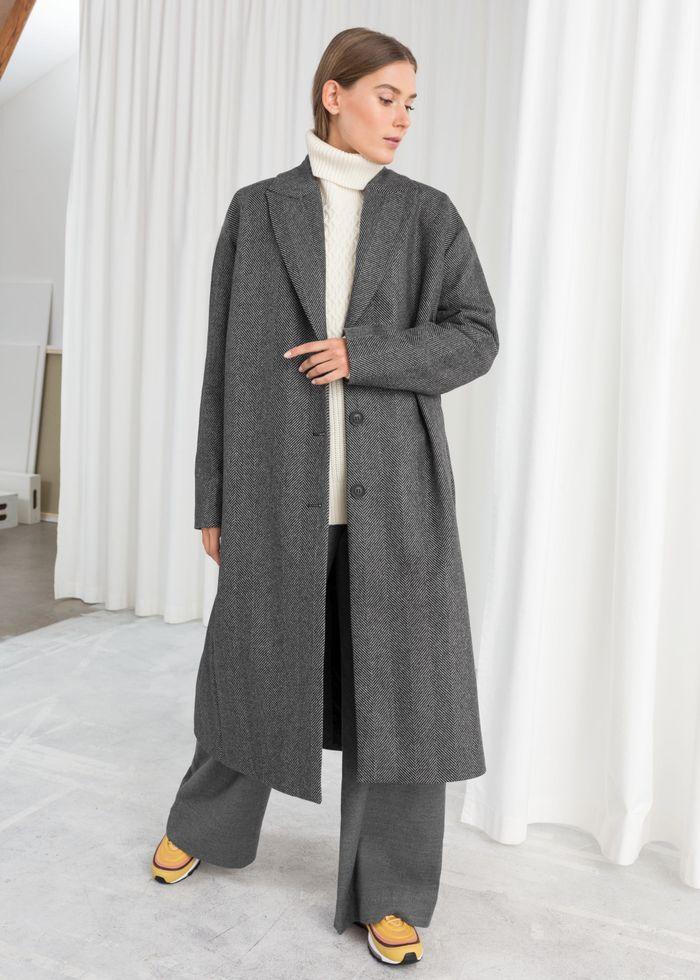 Płaszcz stylowy