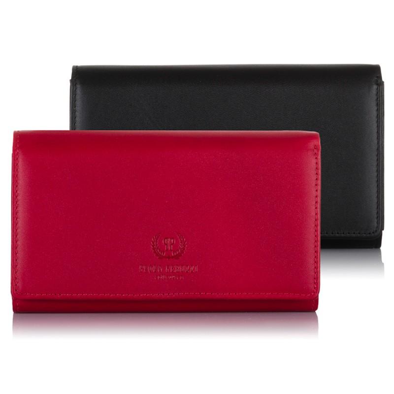 Duży portfel skórzany Paolo Peruzzi
