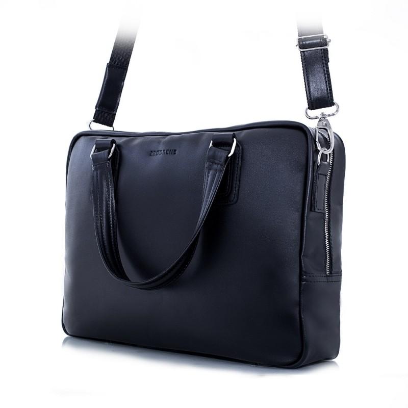 e1d89aae71546 Jeśli jesteś takim maniakiem jak ja, to na pewno musisz zaopatrzyć się w  porządną torbę do laptopa, żeby nie zniszczył się od ciągłego podróżowania  razem z ...