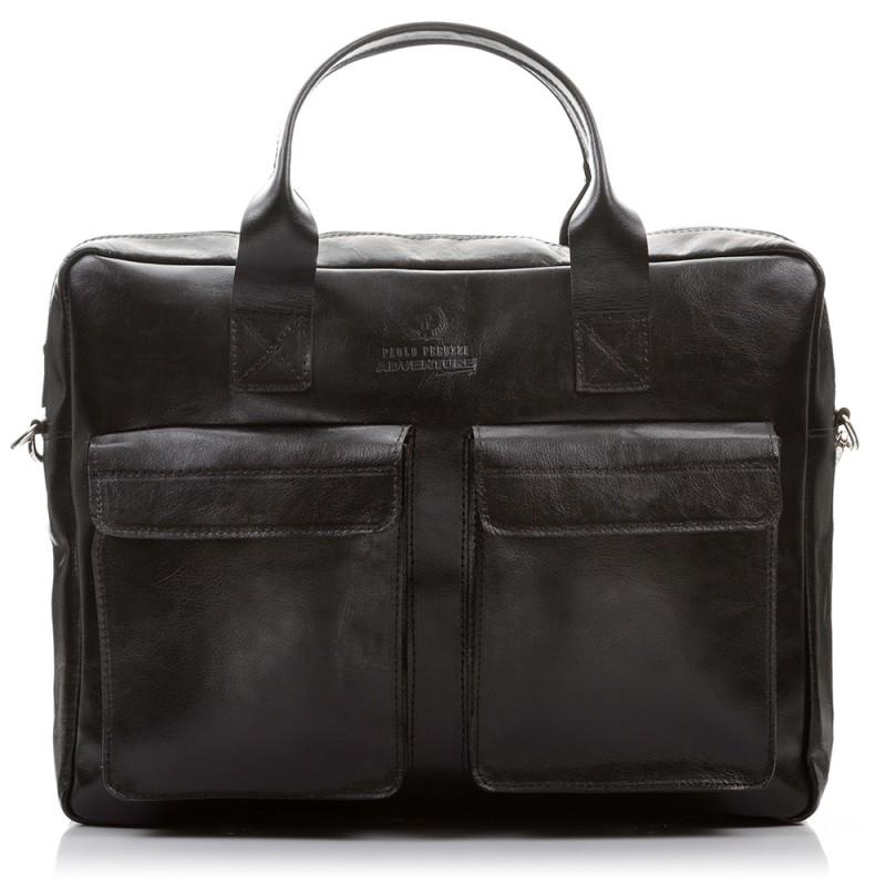 Skórzaa torba męska Paolo Peruzzi 874-PP